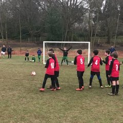 U10 Comets penalty shoot out winner at the 2018 ACS International School Invitational