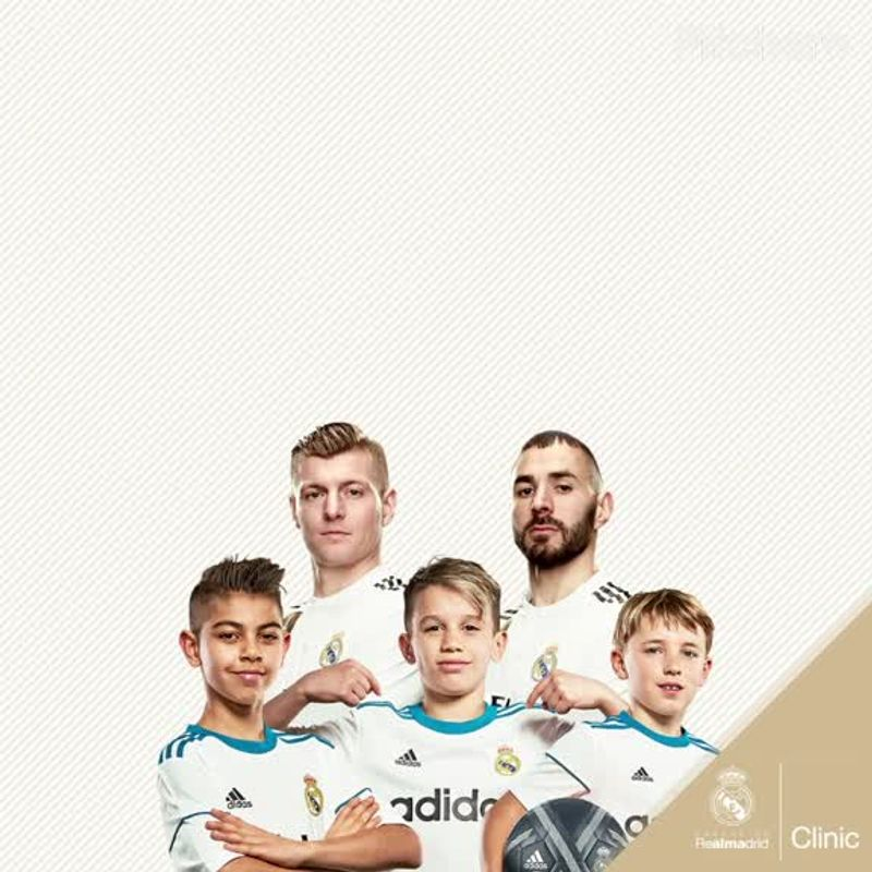 Real Madrid Camp Promo