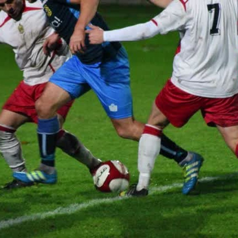 County Cup Highlights: Taddy 2-1 Silsden