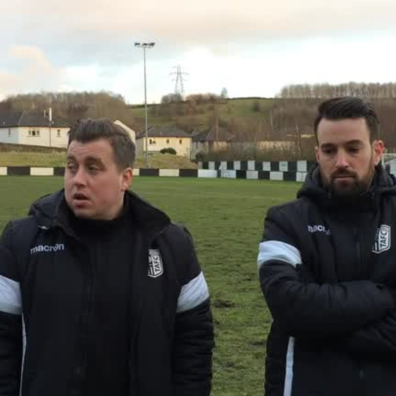 Post-Match Reaction: Kendal Town 0-1 Tadcaster Albion