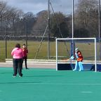 Ailsa's penalty flick for 2nds v University