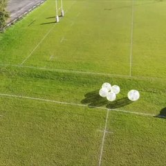 Zorb Football at Shelford Rugby Club