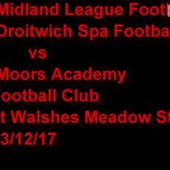 Saltmen 2-1 Moors Academy