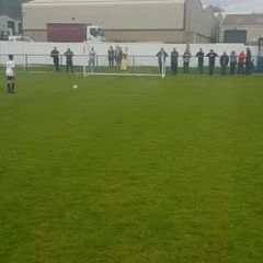 Hornets v Jets 1/4 Final Penalty shoot out