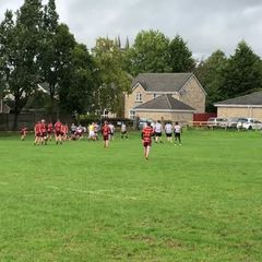 Dom Wright Try