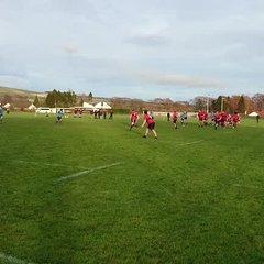 Blairgowrie vs Carnoustie 2nd December - Match Highlights Part 1