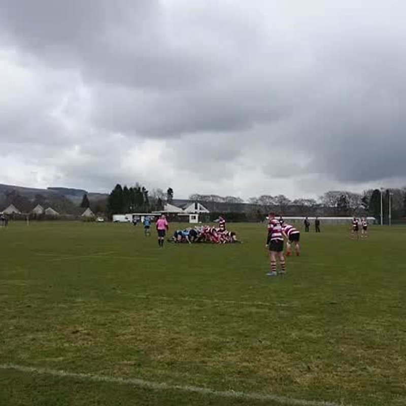 Blairgowrie vs Stirling County 31st March - Match Highlights Part 1