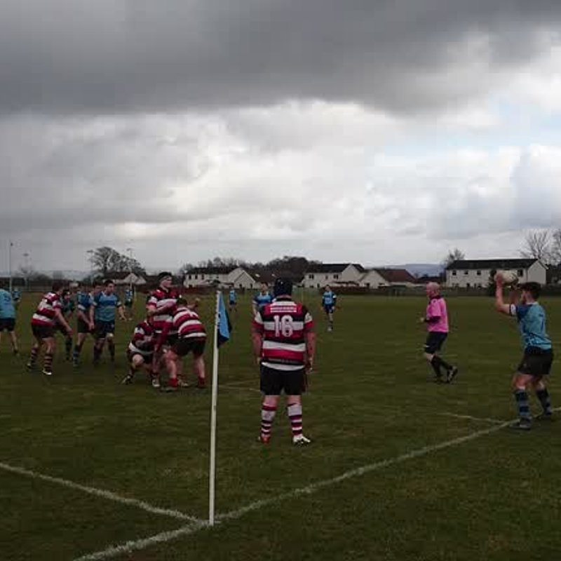 Blairgowrie vs Stirling County 31st March - Match Highlights Part 2