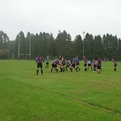 Kinross vs Blairgowrie RFC - 1st September 2018 - Second Half Highlights
