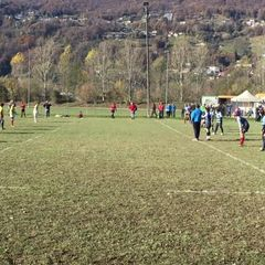 U 14's Lugano Game 1 First Half
