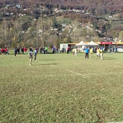 U 14's Lugano Game 1 Second Half