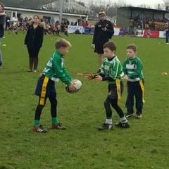 Under 8 at Canterbury