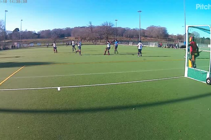 Men's 1XI vs Croydon 18-2-17