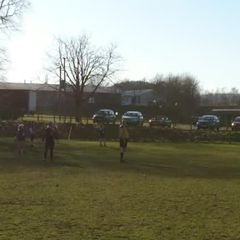 U18s vs Port Sunlight/Oswestry