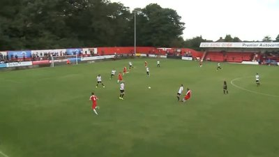 Watch: Fizzing Drive From Welling United's Goldberg