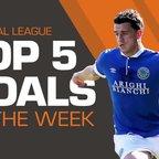 Top 5 Goals Of The Week: Week 3