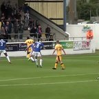 Watch: Sutton United Screamer
