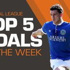 Top 5 Goals Of The Week: Matchday 10