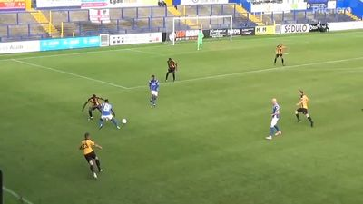 Watch: Top Ball Retention Leads To Macclesfield Town Goal
