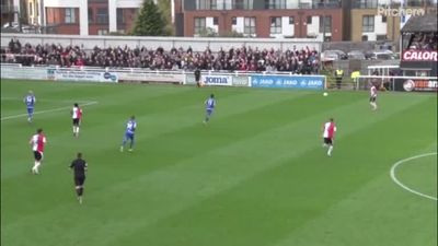 Goal Of The Weekend: Ever Seen A Better Debut Goal?