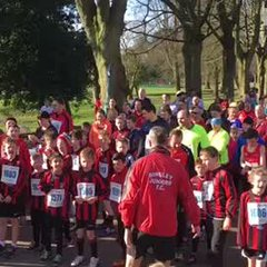 Keighley Big 5K -Bingley Juniors