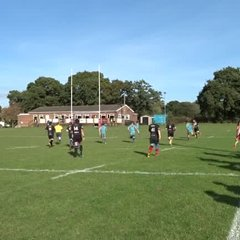 Burgess Hill 3 v Serpents - 5th try: Flower's 1st ever