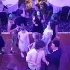 Awards night dance floor