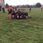 Under 14's County Cup Try