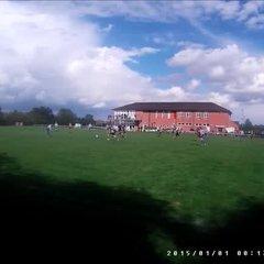 Joe Ashurst 2nd goal