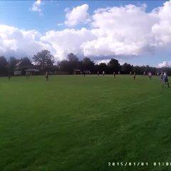 Joe Ashurst 3rd goal