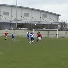 Bredhurst vs Whitstable under 15s KYL
