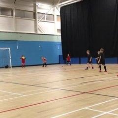 DTCFC 09s vs Bonnyrigg Rose Futsal