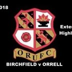 Birchfield RUFC vs Orrell RUFC