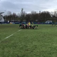 Dominant Finsbury Scrum 2