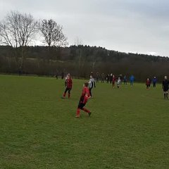 Great passing and movement between Laith and Luca