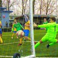 AFC Sudbury Reserves   0   Abbey Reserves  1