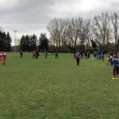 U12 - 18/11/17 - Game vs. Saint-Louis (France)