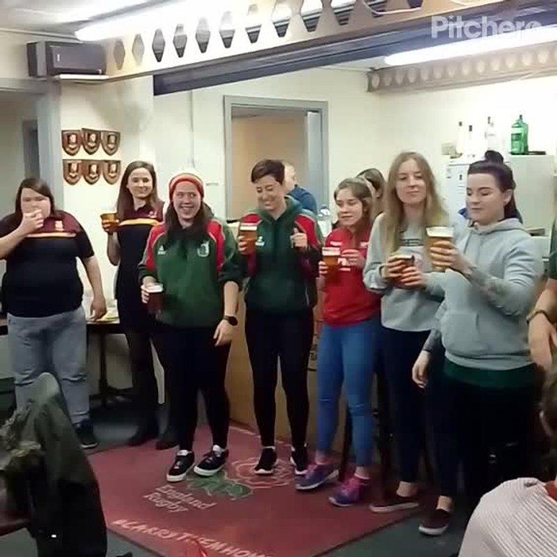 Boat Race, Haringey vs Hampstead (14/01/2018)