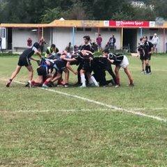 U14 - 5 phase rugby