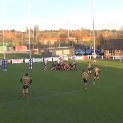 Hinckley Scrum vs Luctonians & The Posts