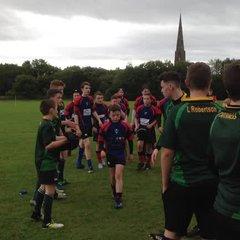 U14's Ross Sutherland v Caithness