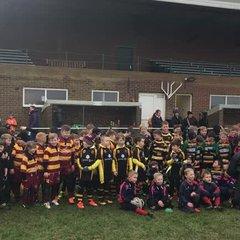 Wigton U7/8s rugby festival