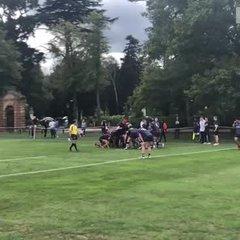 Old Tiffinians v Old Georgians Final Try