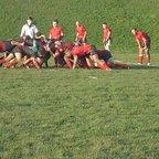 Exeter Saracens v Dartmouth 25-11-2017 John Dingle Try