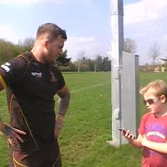 Pre Match Player Profile with Connor O'Brien