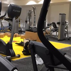 New Gym Part 3 (Time-Lapse)