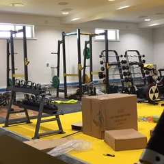 New Gym Part 4 (Time-Lapse)