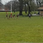 Vectis U14s vs Alton. Try