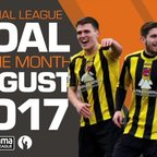 Top 5: August Goal Of The Month Shortlist