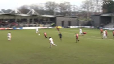 GOAL: Great finish in AFC Fylde's huge win